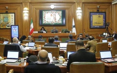 تایید بازداشت در شورای شهر تهران