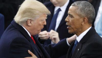 ترامپ، اوباما را به خیانت متهم کرد کارزار انتخاباتی, اوباما, دونالد ترامپ