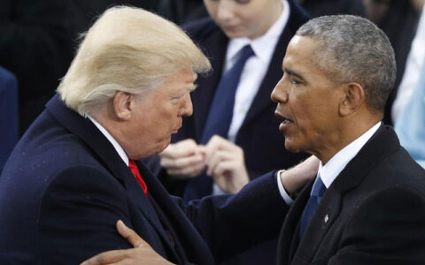 ترامپ، اوباما را به خیانت متهم کرد