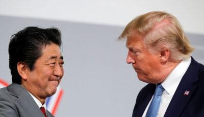 ترامپ میدانست سفر آبه به ایران دستاوردی نخواهد داشت
