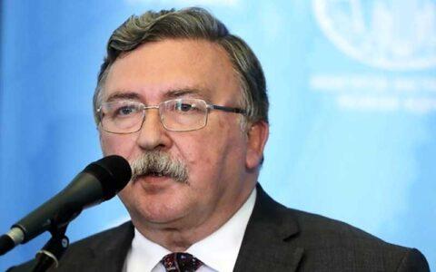 توضیح اولیانوف در خصوص ادعاهای آژانس درباره مشکلات در دسترسی به ۲ پایگاه در ایران