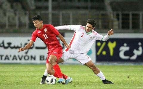 جوانان ایران در گروه نخست با ازبکستان میزبان هم گروه شد
