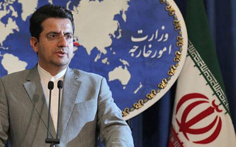 ظریف در نشست آنلاین شورای امنیت