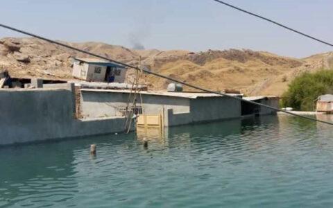 سیلاب سد گتوند بازهم به روستاها رسید