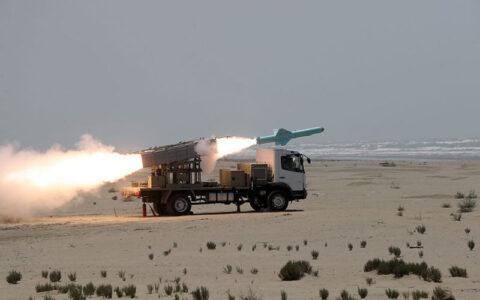 شلیک موفق نسل جدید موشکهای کروز دریایی ارتش ارتش, موشکهای کروز, دریایی