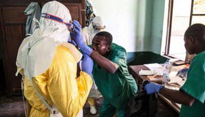 شیوع جدید ابولا در کنگو