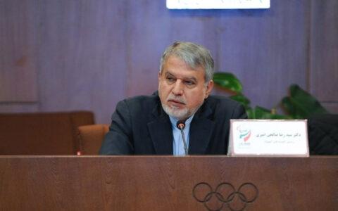 صالحیامیری: تمام دستورالعملها نشان میدهد که المپیک توکیو برگزار میشود