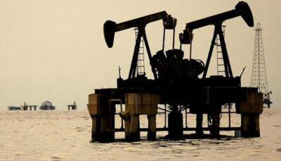 دکلهای نفتی فراساحلی خود را غیرفعال کرد