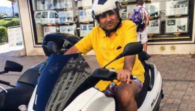 عضو فراری باند اکبر طبری در خارج از کشور
