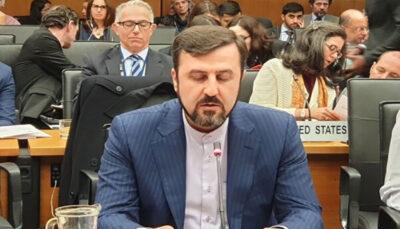 قطعنامه شورای حکام را رد میکنیم/ واکنش ایران عواقب خواهد داشت
