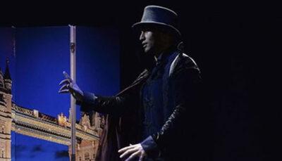 نمایش تئاتر شهر به صحنه میآید نخستین نمایش تئاتر شهر به صحنه میآید/ اجرای «پانک راک» توسط میلاد نیک آبادی