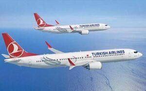 پروازهای ترکیش ایرلاین به اروپا از سر گرفته میشود