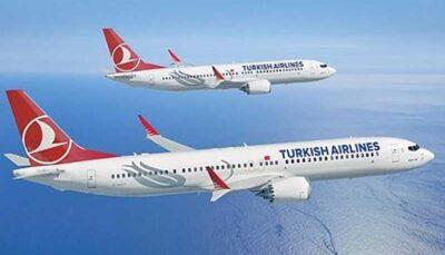 پروازهای ترکیش ایرلاین به اروپا از سر گرفته میشود شرکت های هواپیمایی, ترکیش ایرلاین, پرچم ترکیه