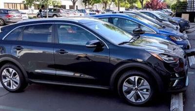 کاهش ۱۸درصدی فروش خودروهای برقی رنو