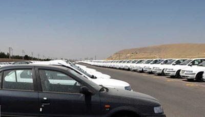 کشف 111 خودروی احتکار شده در شرق تهران