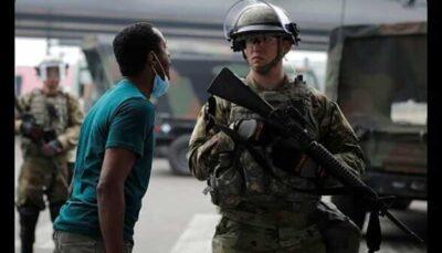  واکنش اردشیر زاهدی به سرکوب معترضان در آمریکا /با رویش ناگزیر جوانه ها چه می کنید...