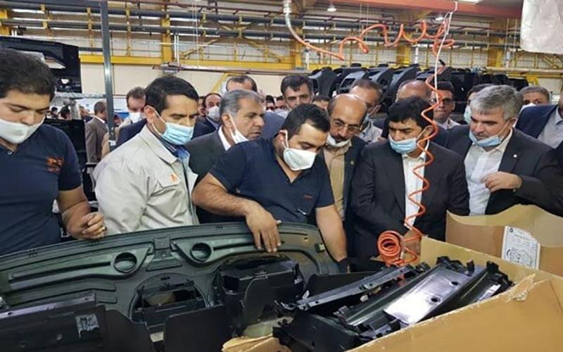 تولید خودرو در سه ماه امسال ۲۲ درصد افزایش یافت