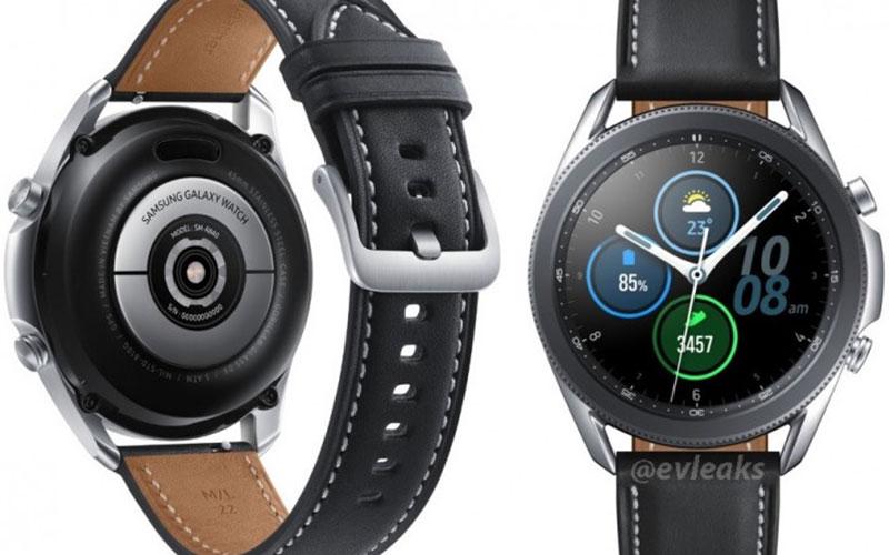 تصویر جدیدی از ساعت هوشمند سامسونگ گلکسی واچ 3 فاش شد