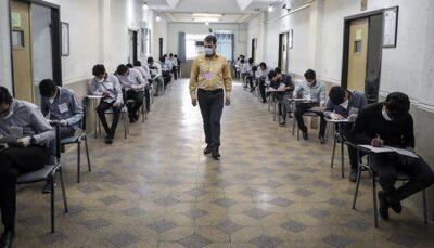 ممنوعیت فعالیت سرویس مدارس در ایام امتحانات