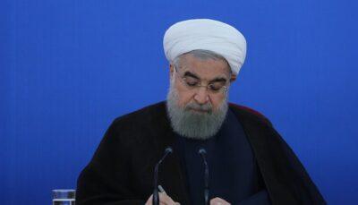 روحانی درگذشت محمدعلی کشاورز را تسلیت گفت
