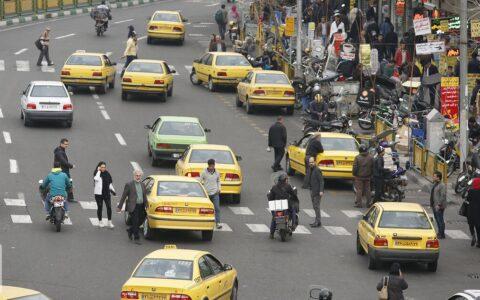 سوار کردن ۴ مسافر در تاکسی تخلف است