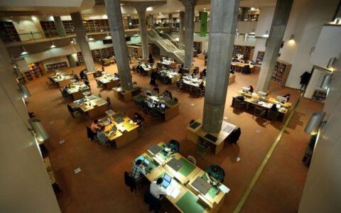 کتابخانه ملی ایران برای تمامی اعضا بازگشایی میشود