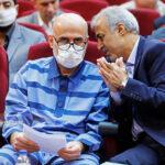 سومین جلسه دادگاه اتهامات اکبر طبری