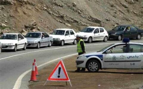 اعمال محدودیتهای ترافیکی از فردا در مازندران