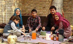 «هفتسنگ» روی آنتن آیفیلم عربی سریال, هفتسنگ, نمایش