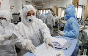 ابتلای 350 نفر از کارکنان بیمارستان سینا تهران به کرونا