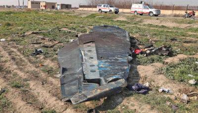 ادعای تازه معاون وزیر امورخارجه اوکراین در مورد جعبههای سیاه هواپیمای اوکراینی