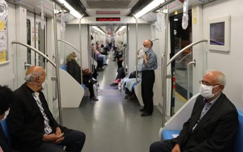 از امروز ورود بدون ماسک به ناوگان حمل و نقل عمومی ممنوع ماسک, ناوگان عمومی, فاصله گذاری اجتماعی