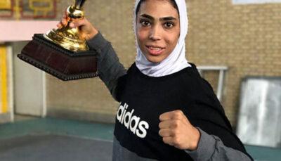 اشکهای سهیلا منصوریان؛ برخورد نامناسب با قهرمان جهان در مجموعه انقلاب مجموعه ورزشی انقلاب