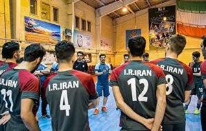 اعلام اسامی بازیکنان دعوت شده به اردوی تیم ملی فوتسال