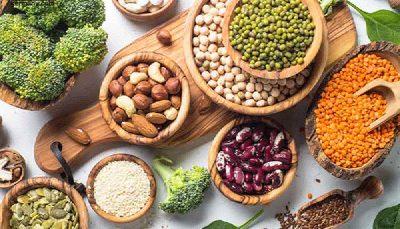 افزایش طول عمر با مصرف پروتئینهای گیاهی