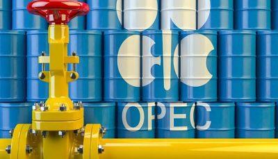 ۲۶ سنتی قیمت نفت اوپک