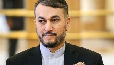 امیرعبداللهیان: تاکنون هیچ سند موثقی دال بر شهادت احمد متوسلیان و سه دیپلمات دیگر وجود ندارد