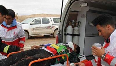 انفجار ترقه در یک عروسی / 6 مهمان مجروح شدند / در نجف آباد اصفهان رخ داد