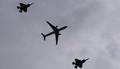 ایران، ماهان و مسافران میتوانند علیه اقدام آمریکا طرح دعوا کنند / بازرسی هواپیمای مسافربری در آسمان توسط جنگندهها مجاز است؟