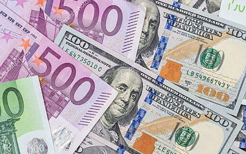 ایستایی دلار در کانال ۲۰ هزار تومان / آخرین قیمت ارزها در ۷ مرداد ۹۹