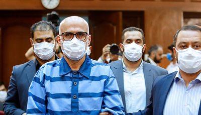 ایستگاه سیزدهم پرونده اکبر طبری در دادگاه پروندههای طبری, اکبر طبری