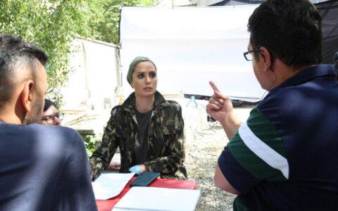 بازیگر شناختهشده عرب برای بازی در «کوسه» وارد ایران شد کوسه, آن ماری سلامه, بازیگر سرشناس لبنانی