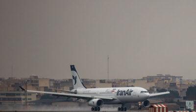 """برقراری پروازهای """"هما"""" از تهران به استانبول"""