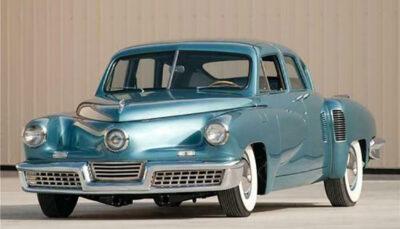 تاکر 48؛ از خودروی تولید محدود خاص تا رویای ناکام یک مهندس آینده نگر شیکاگو, صنعت خودروی جهان, تاکر 48