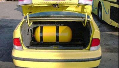 تاکسی ها و وانت ها به صورت رایگان دوگانه سوز میشوند