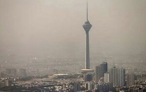 تداوم روزهای آلوده در تهران