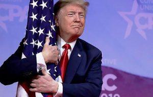 ترامپ به عکس روسای جمهور دموکرات آمریکا هم رحم نکرد
