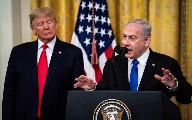اجازه کارزار نظامی نتانیاهو علیه ایران را ترامپ صادر کرده؛ هدف جو بایدن است!