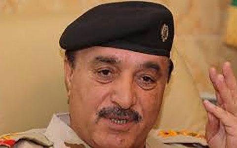 ترور یکی از فرماندهان ارشد نیروی زمینی ارتش عراق حمله تروریستی, ژنرال ارشد ارتش عراق, ترور