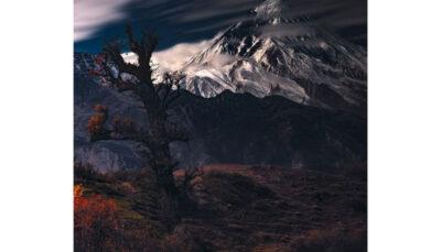 تصاویری خیرکننده از یک کوه؛ دماوندی که هرگز ندیدهاید!